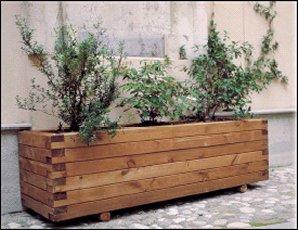 Sorem broker srl arredo urbano arredo scuole parchi for Arredo urbano in legno